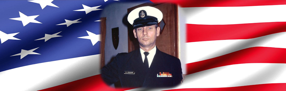 Kenneth Austin Brannon - Master Chief, United States Navy