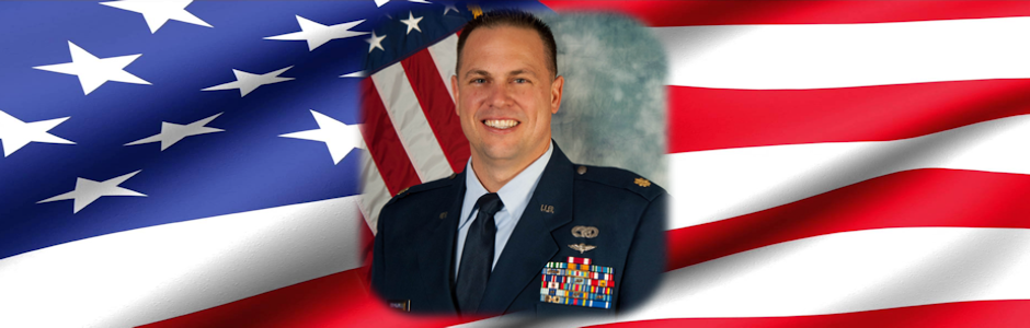 John Brownell - Major, United States National Guard