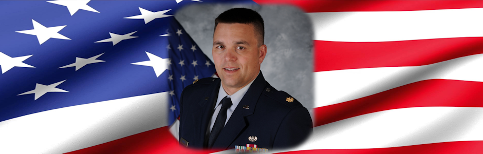 Jason Gunnell, Major, United States Air Force