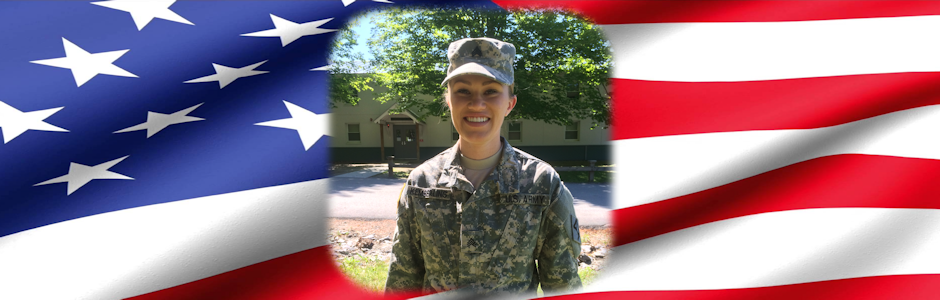 Amanda Kemberling - Sergeant, Army National Guard